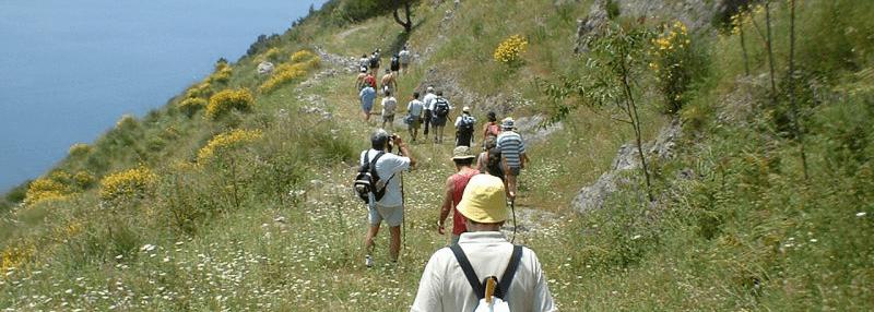 Walk Basilicata online