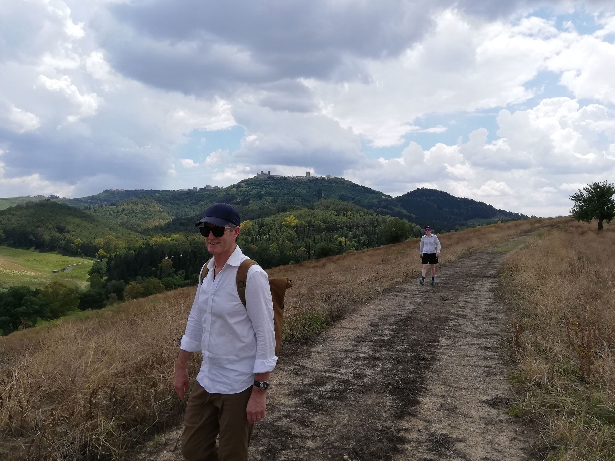 Sentiero da Montescaglioso a Matera