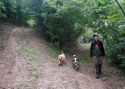 Tartufo trekking a San Mauro Forte